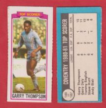 Coventry City Garry Thompson 148 (TS)